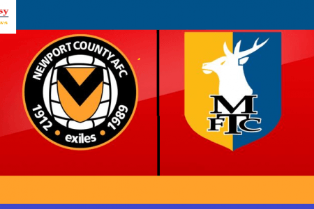 Mansfield Town vs Newport County AFC LIVE Sky Bet League Two – Play-Offs Semi-Final live stream, TV channel