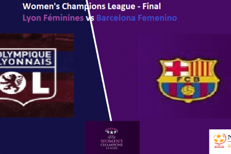 Lyon Féminines 4-1 Barcelona Femenino Lyon Féminines the Champions of Women's Champions League Final 2019