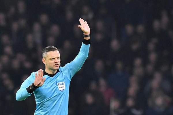 Champions League Final referee: Uefa appoint Damir Skomina for Tottenham vs Liverpool