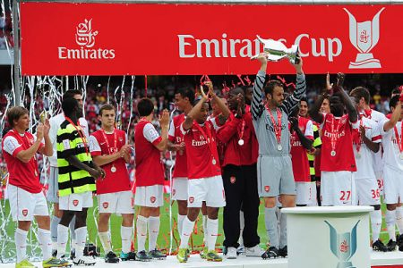 Arsenal confirm Emirates Cup teams Bayern Munich and Lyon will compete in Emirates Cup in July