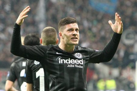 Real Madrid closing on €60million deal for Eintracht Frankfurt striker Luka Jovic
