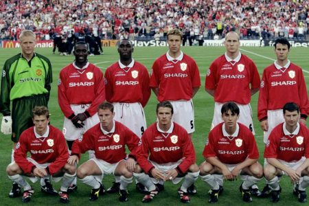 Manchester United Legends squad confirmed for Treble Reunion game vs Bayern Munich Legends