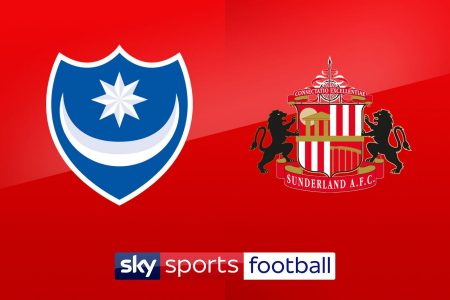 Portsmouth vs Sunderland LIVE Sky Bet League One – Play-Offs Semi-Final live stream, h2h