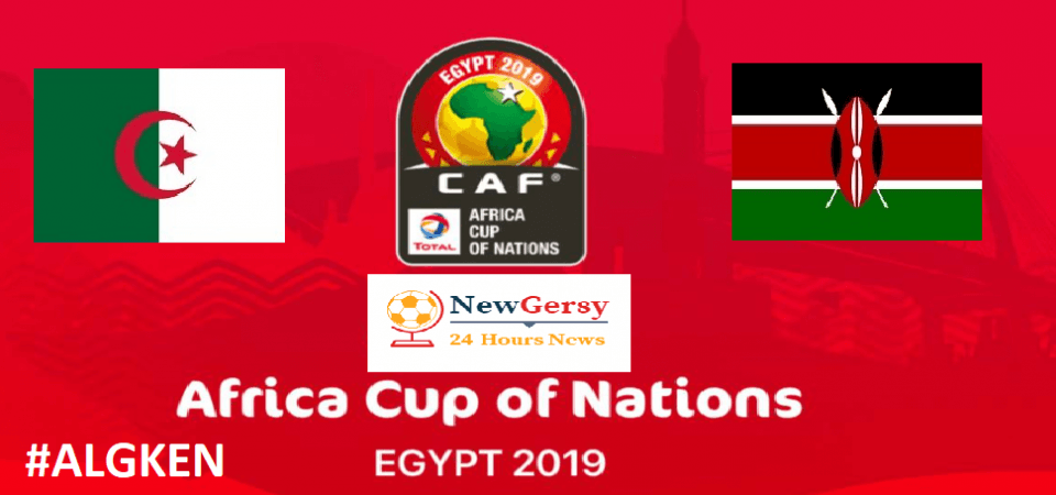 Algeria vs Kenya: Africa Cup of Nations 2019 Live TV channel, live stream, watch online, game time
