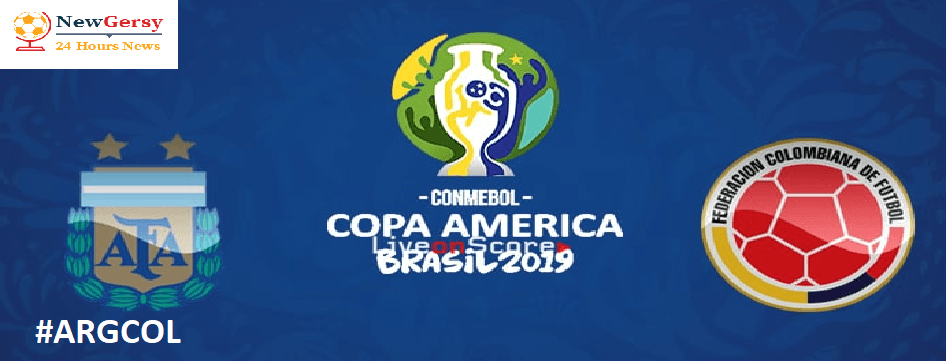 Argentina vs Colombia: Copa America 2019 Live, start time, TV channel, live stream, watch online FREE