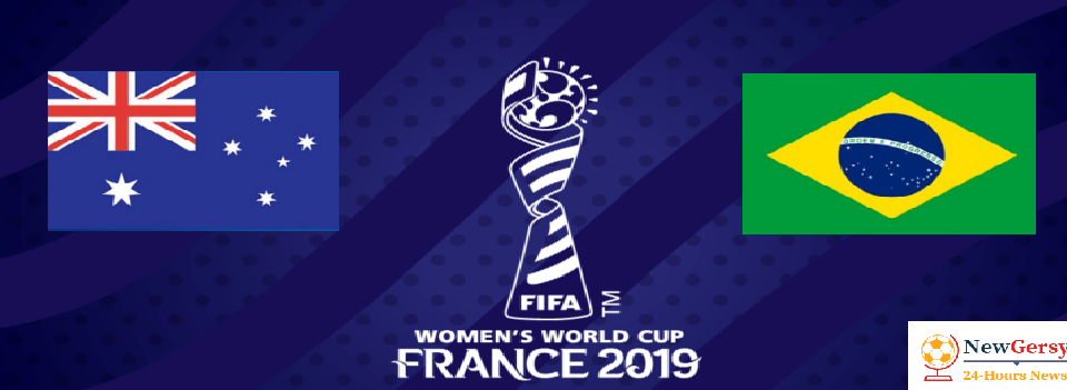 Australia vs Brazil 2019 FIFA Women's World Cup TV channel, live stream, watch online