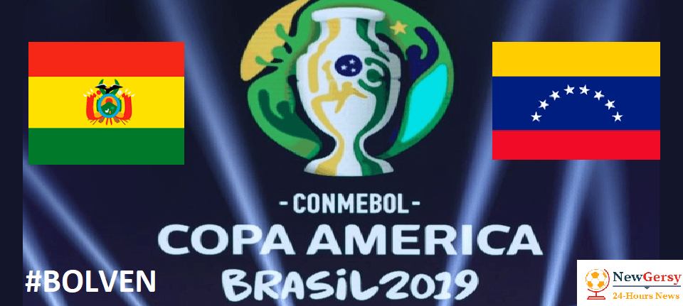 Bolivia 1-3 Venezuela: Copa America 2019 Live TV channel, live stream, watch online, game time