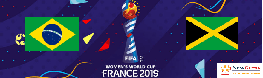 Brazil 3-0 Jamaica 2019 FIFA Women's World Cup TV channel, live stream, watch online
