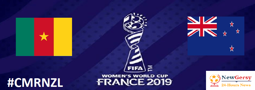Cameroon vs New Zealand: 2019 FIFA Women's World Cup live free TV channel, live stream online