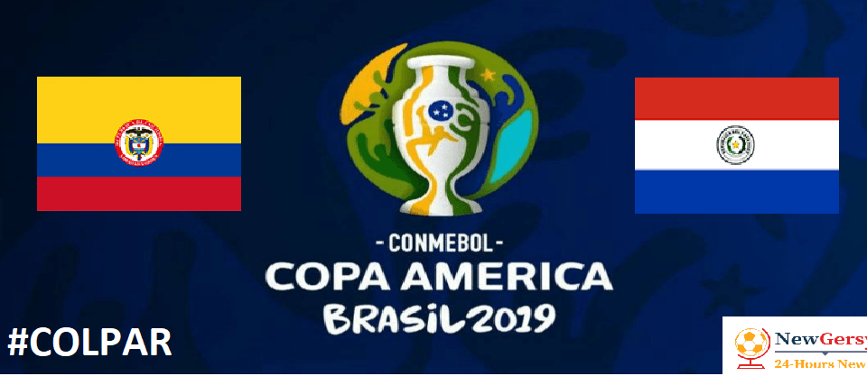 Colombia vs Paraguay: Copa America 2019 Live TV channel, live stream, watch online, game time
