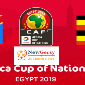DR Congo 0-2 Uganda: Africa Cup of Nations 2019 Live TV channel, live stream, watch online, game time