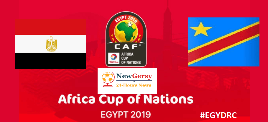 Egypt vs DR Congo Prediction & Match Preview, H2H, Live Score Africa Cup of Nations