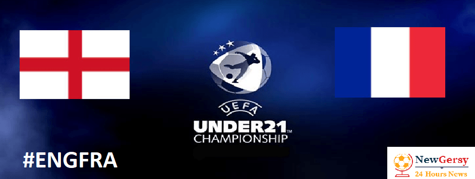 England U21 vs France U21: UEFA EURO U-21 live free TV channel, live stream, watch online