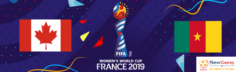 Canada 1-0 Cameroon 2019 FIFA Women's World Cup TV channel, live stream, watch online