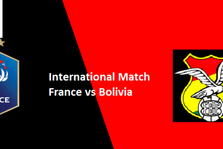 France vs Bolivia: Live stream, TV channel, kick off time, and team news for international friendly