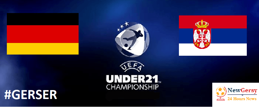Germany U21 vs Serbia U21: UEFA EURO U-21 live free TV channel, live stream online