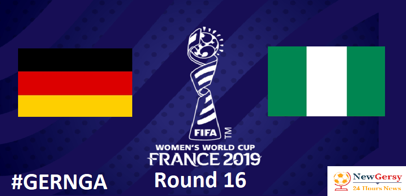 Germany Women vs Nigeria Women: 2019 FIFA Women's World Cup Round 16 live free TV channel, live stream online