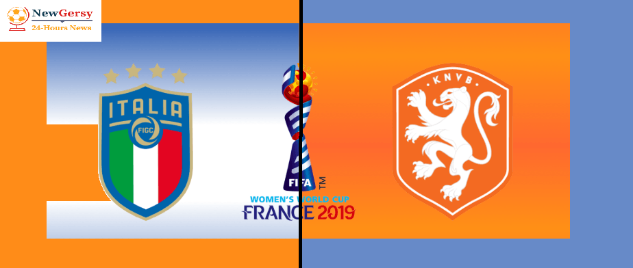 Italy vs Holland FREE: Live stream, TV channel, kick-off time and team news for Women's World Cup quarter-final