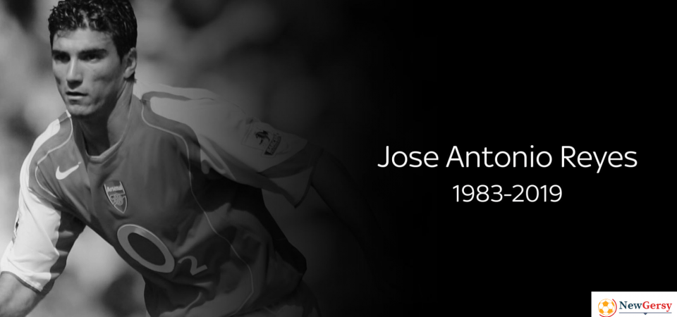 Jose Antonio Reyes The former Arsenal forward has died in a traffic collision in Spain