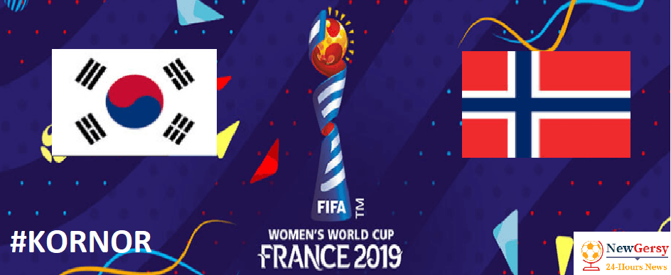 Korea Republic vs Norway: 2019 FIFA Women's World Cup live free TV channel, live stream, watch online