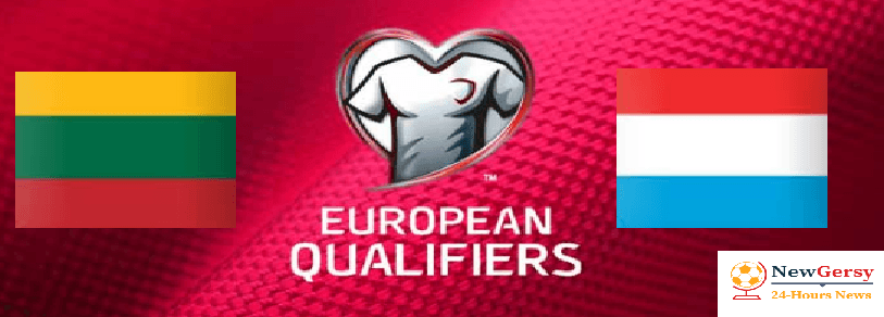 Lithuania vs Luxembourg Live stream Euro Qualifiers Today Match Team News, Start Time