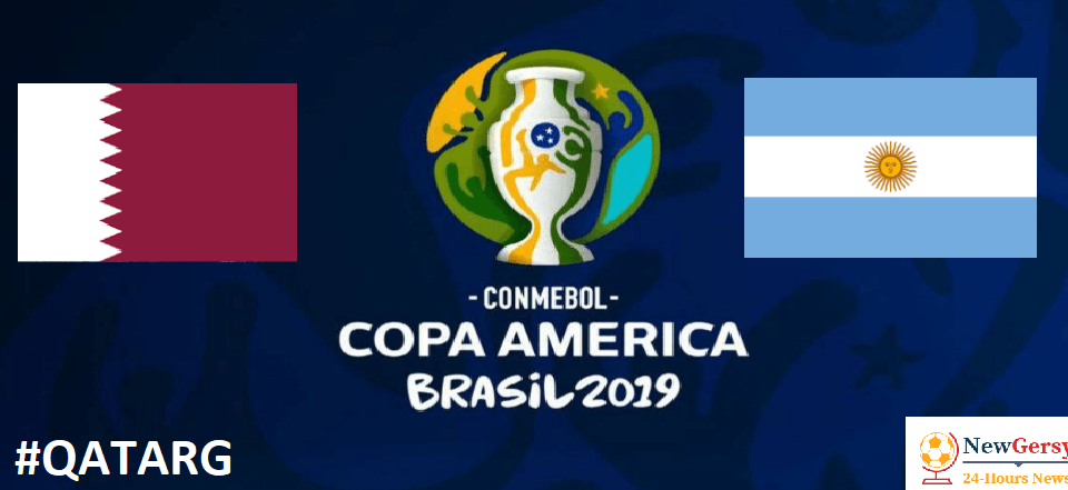 Qatar vs Argentina: Copa America 2019 Live TV channel, live stream, watch online, game time