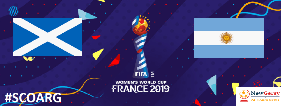 Scotland Women vs Argentina Women: 2019 FIFA Women's World Cup live free TV channel, live stream, watch online