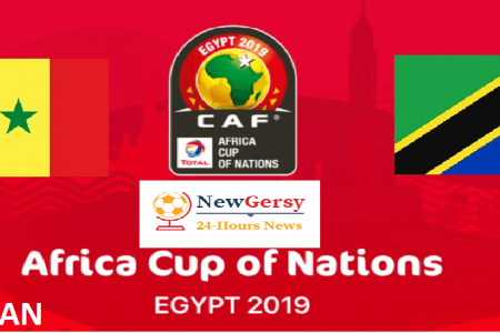 Senegal vs Tanzania: Africa Cup of Nations 2019 Live TV channel, live stream, watch online, game time