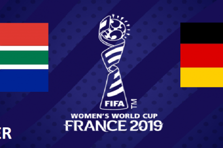 South Africa 0-4 Germany: 2019 FIFA Women's World Cup live free TV channel, live stream, watch online