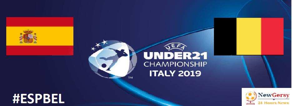 Spain U21 vs Belgium U21: UEFA EURO U-21 live free TV channel, live stream, watch online