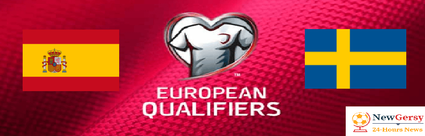 Spain 3-0 Sweden Live stream Euro Qualifiers 2020 Today Match Team News, Start Time, Preview