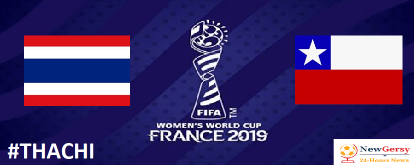 Thailand vs Chile: 2019 FIFA Women's World Cup live free TV channel, live stream online