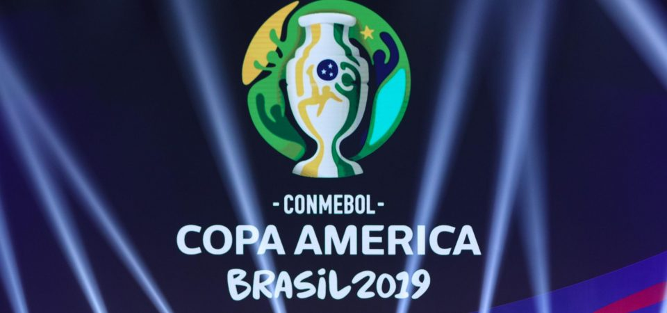Why are Japan and Qatar at Copa America 2019 tournament?