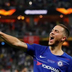 Real Madrid sign Eden Hazard from Chelsea in £130m deal