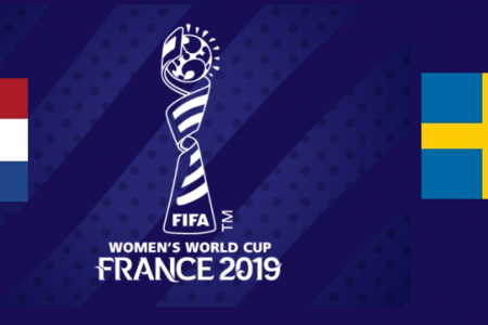 NETHERLANDS 1-0 SWEDEN, Fifa Women's World Cup 2019 semi-final: NETHERLANDS face USA IN FINAL