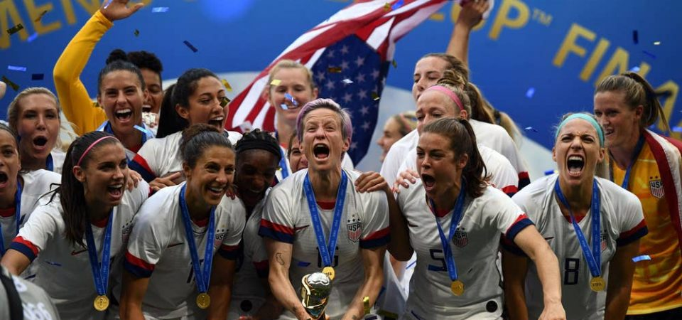 USA remain the untouchable masters of women's football after fourth World Cup triumph against Netherlands