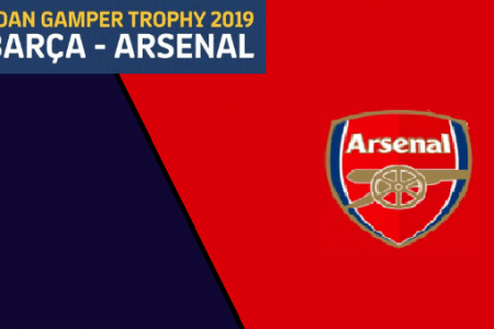 Barcelona 2-1 Arsenal LIVE: Joan Gamper Trophy Team News, lineups, live stream, TV channel