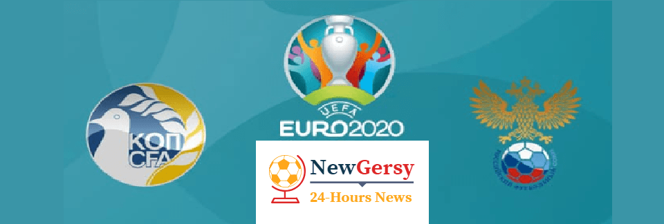 Cyprus vs Russia Live stream Euro Qualifiers 2020 Today Match Team News, Start Time, Preview