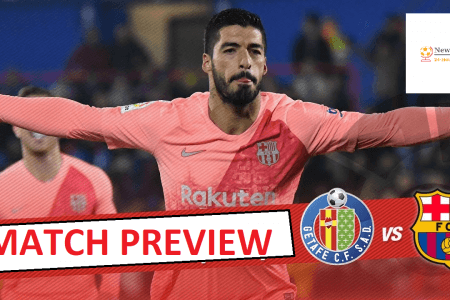 Getafe vs Barcelona: live stream, TV channel, team news  Prediction, H2H- La Liga 2019-20 preview