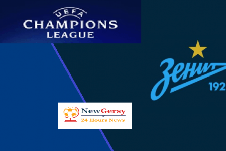 Lyon vs Zenit Live stream Champions League Today Match Team News, Start Time, Preview