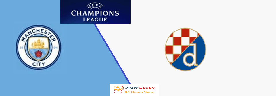 Manchester City vs Dinamo Zagreb Live stream Champions League 2019 Today Match Team News, Start Time, Preview