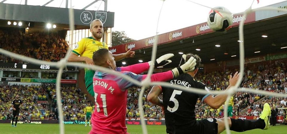 Norwich 3-2 Manchester City: Teemu Pukki exposes Premier League champions at Carrow Road