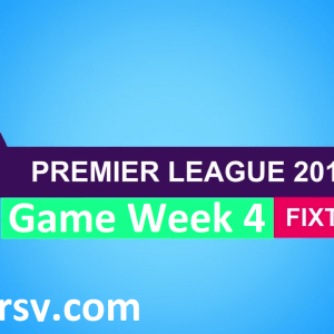 Premier League table: 2019-20 EPL standings, fixtures, results, live scores, games on TV – gameweek 4
