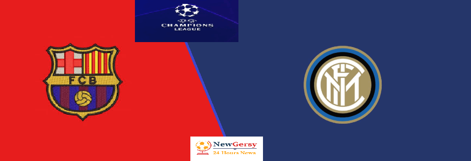 Barcelona vs Inter Milan Live stream Champions League 2019 Today Match Team News, Start Time, Preview