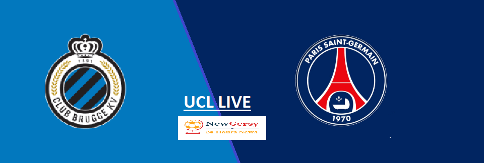 Club Brugge 0-5 Paris Saint-Germain FREE: Live stream, TV channel, kick-off time and team news for Champions League clash
