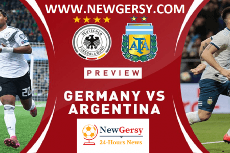 Germany vs Argentina Live stream International friendly Today Match Team News, Start Time, Preview
