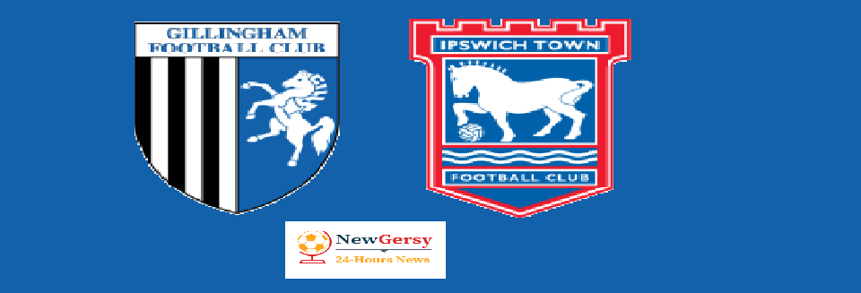 Ipswich Town vs Gillingham Live stream Leasing.com Trophy 2019 Today Match Team News, Start Time, Preview