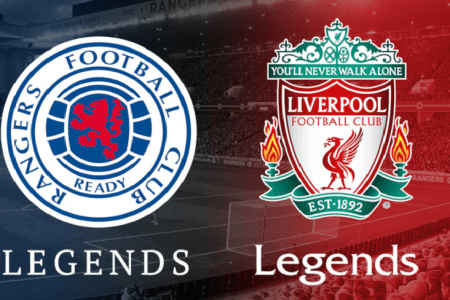 Liverpool legends vs Rangers Legends live stream How to watch Rangers vs Liverpool legends clash LIVE for free