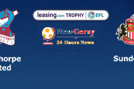 Scunthorpe United vs Sunderland Live stream Leasing.com Trophy 2019 Today Match Team News, Start Time, Preview