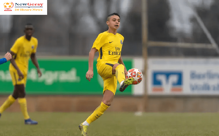 Chelsea in talks to sign PSG youngster Kays Ruiz-Atil